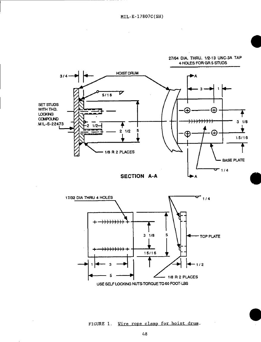rope lights wiring diagram rope clamps diagram figure 1. wire rope clamp for hoist drum