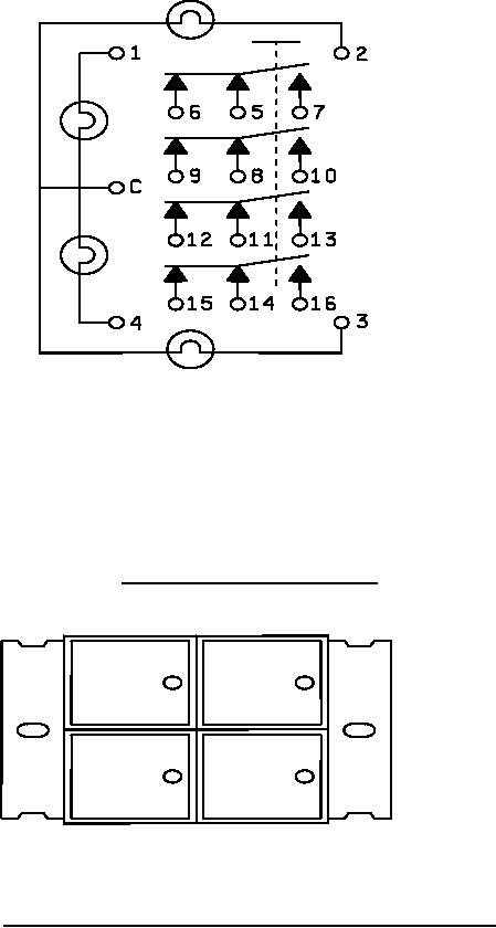 dc 12v dpdt switch wiring diagram relay wiring diagram